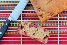 Strawberry Banana Bread by Daily Garnish  I don't like the slimy texture that can come from cooking berries in breads so I'm going to try using THRIVE Freeze dried strawberries (NOT reconstituted) instead of fresh.