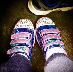 My Rockstar Boy Wears Twinkle Toe Sneakers