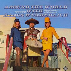Klaus Wunderlich - Around the World with Klaus Wunderlich