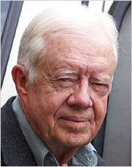 Jimmy Carter News - The New York Times