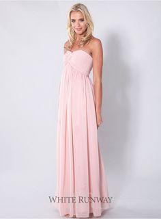 Honour Strapless Maxi Dress
