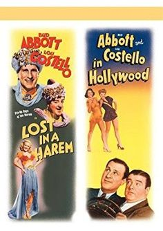 Various - Abbott & Costello in Hollywood / Lost in a Harem
