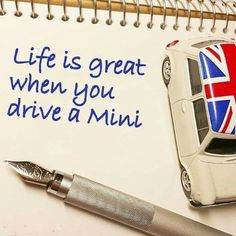 MINI Moments - Life is GREAT when you drive a MINI!