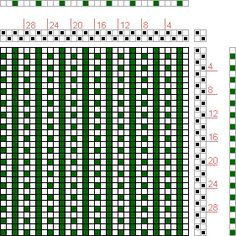 Figure 1696, A Handbook of Weaves by G. H. Oelsner, 2S, 2T - Handweaving.net Hand Weaving and Draft Archive -- simple filler...