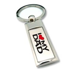 LLavero - I LOVE MY DAD Personalized Items, Love, Personalized Gifts, Original Gifts, Key Fobs, Amor