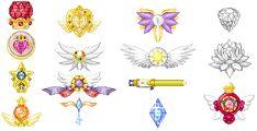 Tower Forum Rank Icons (I found them!!) by merelei.deviantart.com on @deviantART