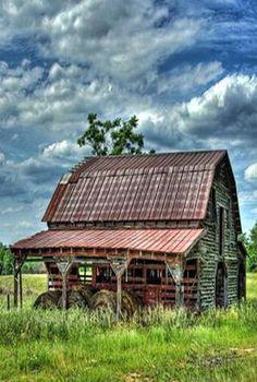 Barn--pretty picture   ..rh