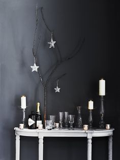 Neptune Holborn Silver & Mercury Tealights | Lanterns & Candles
