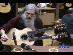 Dan Grigor Plays the $110,000 Martin  D-100 guitar at NAMM 2010