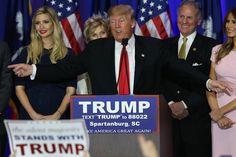 Race defined Clinton wins Nevada, Trump wins South Carolina as Bush drops out http://www.examiner.com/article/race-defined-clinton-wins-nevada-trump-wins-south-carolina-as-bush-drops-out