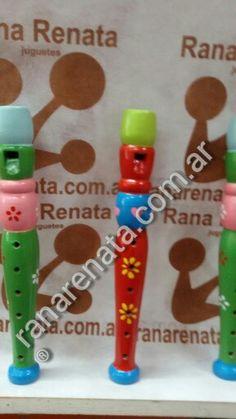 Flautas de madera ranarenata.com.ar