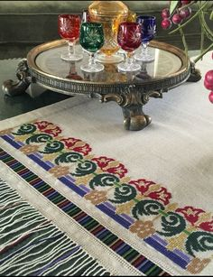 Diy And Crafts, Cross Stitch, Textiles, Embroidery, Traditional, Ukraine, Home Decor, Instagram, Hardanger