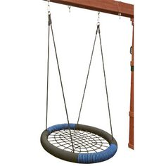 Hmmm this or tire swing....