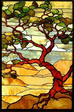 Image result for Mosaic Tree Patterns