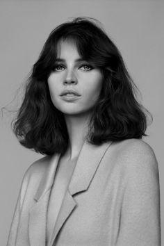 Felicity Jones by Alasdair McLellan