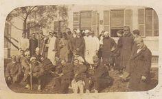 Ospedale Umberto I  feriti militari 1915