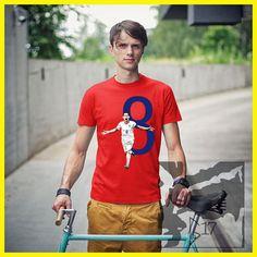 Clint Dempsey 8 T-Shirt  USMNT Soccer Player #clothing #tshirt #tee #shirt #usmnt #dempsey #usa