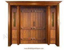 Wooden Main Doors Design For Home Architecture Bauhaus, Le Corbusier Architecture, Main Entrance Door Design, Wooden Main Door Design, Home Door Design, House Design, Panel Doors, Windows And Doors, Villa Savoye