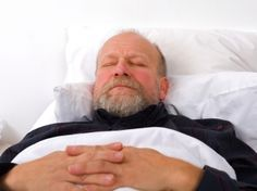 Poor quality sleep in the elderly may affect the brain