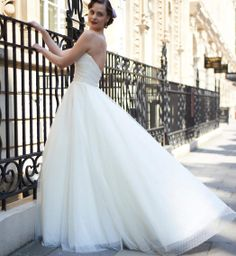 1000+ images about Robes mariage on Pinterest  Robes, Claire ...