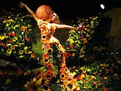 Macy's flower show march 2008 018 by CharlotteWebGal, via Flickr