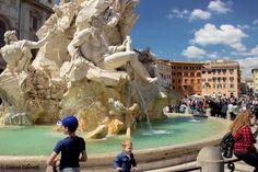 Piazza Navona Roma   Giaco Gala Photo - Ma quanto se Bella Roma!!!! Galas Photo, Bella Roma, Piazza Navona, Mount Rushmore, Mountains, Travel, Viajes, Destinations, Traveling