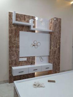 Bedroom Tv Unit Design, Lcd Unit Design, Lcd Wall Design, Modern Tv Unit Designs, Tv Unit Furniture Design, Wall Unit Designs, Modern Tv Wall Units, Living Room Tv Unit Designs, Ceiling Design