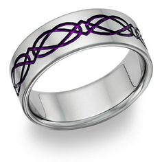 Image detail for -celtic-irish-wedding-rings Mens Celtic Wedding Bands, Irish Wedding Rings, Irish Rings, Wedding Band Tattoo, Wedding Ring Bands, Titanium Jewelry, Ring Tattoos, Jewelry Tattoo, Celtic Rings