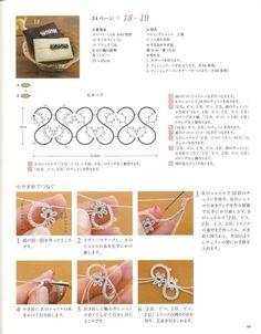 Gallery.ru / Фото #69 - Sutekina Komono - Tatting Lace Beautiful Items - 2012 - mula