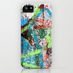 Graffiti Texture iPhone Case by Fine2art - $35.00