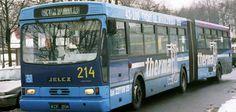 JELCZ, Poland Autobus z PKM Tychy