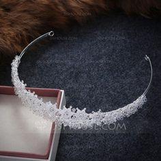 [£ 23.00] Ladies Glamourous Rhinestone/Alloy Headbands (042120890)
