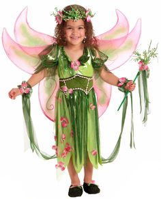Elegant Mother Nature Fairy Costume