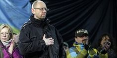 Yatsenyuk è il nuovo premier dell'#Ucraina