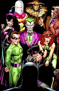 Harley Quinn Poison Ivy Catwoman | ... Comics The Joker Harley Quinn Catwoman Scarecrow Poison Ivy Pictures