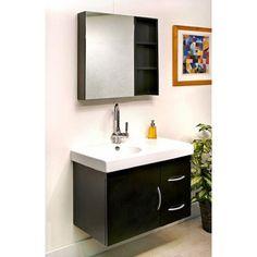 Aden Contemporary Bathroom Vanity