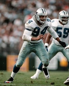 Charles Haley- I miss this guy on the defensive side of the ball.