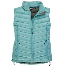 32374198d75 EMS Women's Feather Pack 800 Downtek Vest, past season. Eastern Mountain  Sports