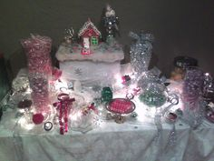 Christmas Candy buffet 2011