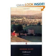 """""""Middlemarch,"""" George Eliot"""