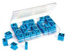 Uppercase Alphabet Stamps from www.onionmountaintech.com