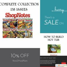 10% OFF on select products. Hurry, sale ending soon!  Check out our discounted products now: https://orangetwig.com/shops/AAB5v98/campaigns/AACeYWV?cb=2016004&sn=RetroDIYandPlants&ch=pin&crid=AACeZE4&utm_source=Pinterest&utm_medium=Orangetwig_Marketing&utm_campaign=DIY_IDEAS_AND_PLANS_2016