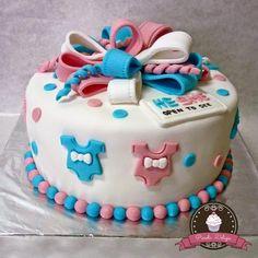 Revela con el color del pastel el sexo del bb!!!
