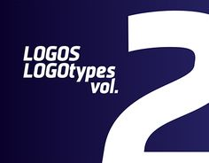 "Check out new work on my @Behance portfolio: ""LOGOS - LOGOTYPES VOL. 2"" http://be.net/gallery/53580253/LOGOS-LOGOTYPES-VOL-2"