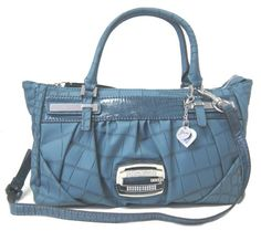 Ultimate Purses Guess Deals From Amazon.com   Coach Signature Stripe Outline C Sateen Tote Handbag Purse ~ Grey In Color