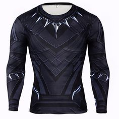 New 3D Winter Soldier Avengers 3 Compression Shirt Men Summer Long Sleeve MMA Fitness Crossfit T Shirts Male Clothing Tight Tops   massage-physicaltherapy