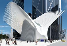 Gallery of World Trade Center Transportation Hub / Santiago Calatrava - 22