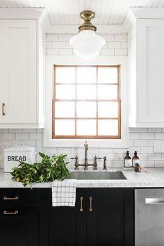 perfect above sink kitchen window