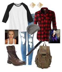 """""""The maze runner"""" by georgia-born-child16 ❤ liked on Polyvore featuring LE3NO and Steve Madden"""