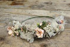 Coronas de flores naturales barcelona Sweetboheme
